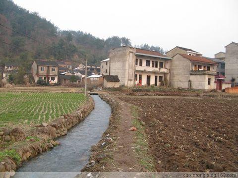 正月初一·老家的水 - 江村一老头 - 江村一老头的茅草屋
