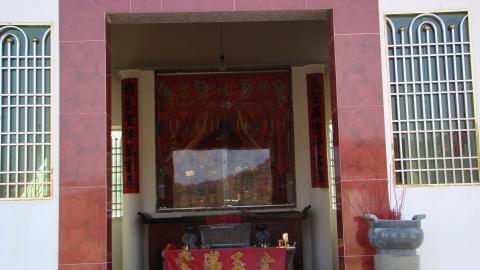 闽南宫庙记略(80)湖洋清白洋坑宫 - 老陶 - 闽南民俗、风物