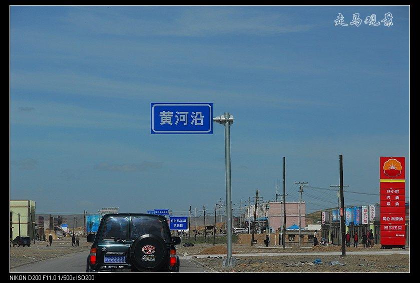探访三江源(三)____黄河源 - 西樱 - 走马观景