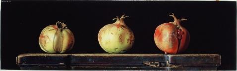 油画名家冷军的油画欣赏 - 刀客 - 刀客的江湖