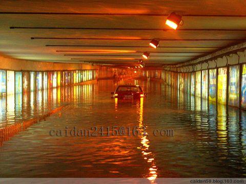 【原创】水淹北京城 - caidan58 - 摄影师陆岩的博客