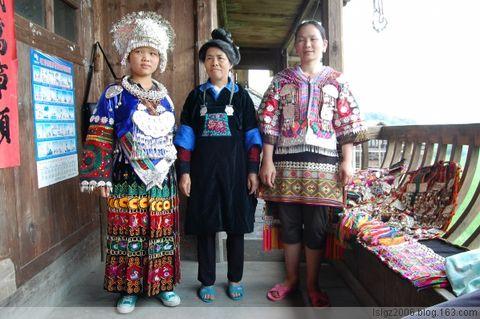 三种服饰苗族和谐共存的苗寨 - 蝴蝶人 - 蝴蝶人黔东南苗族文化博客
