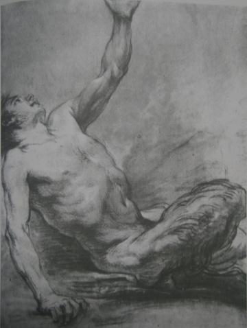 画(9):站在布歇的肩上 - 蓝桑的画中话 - 画中话