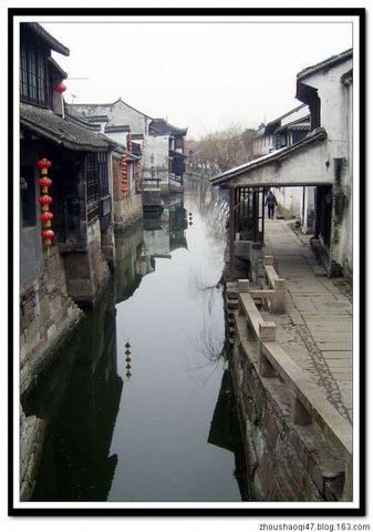 水乡古镇之三—西塘 - zhoushaoqi47 - 我的博客