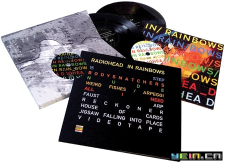 Radiohead - In Rainbows 2007 [2CD] - ﹑Neverever. - 傻逼乐园