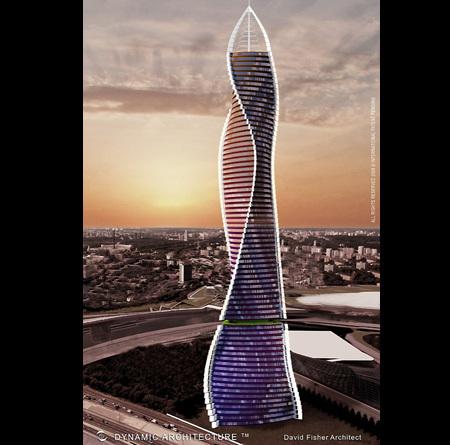 赞叹!迪拜的摩天大厦(图) - 梦里秦淮 - 周宁(梦里秦淮)的博客