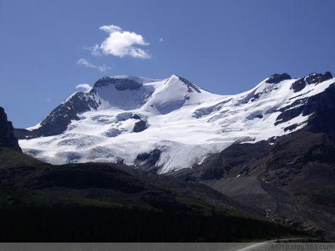 [原创] 加拿大西部风光欣赏(2):哥伦比亚大冰原 - 阳光月光 - 阳光月光
