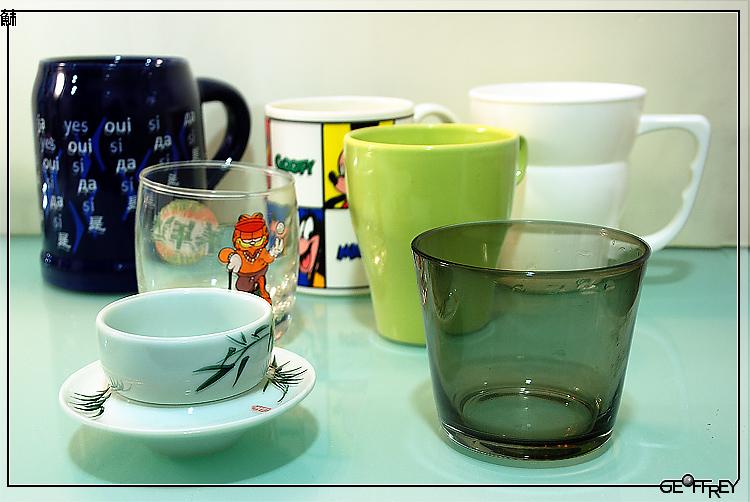 我的杯子们…… (01期) - 逍遥老苏 - 握紧老苏手,逍遥天下走