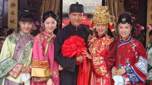 《锁清秋》(原名《天地不容》)上海首播…… - 于正 - 于正 的博客