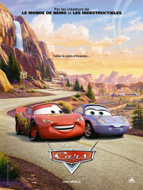 Cars:汽阵营车恋爱阵营 - 兰格格 - 在海一方