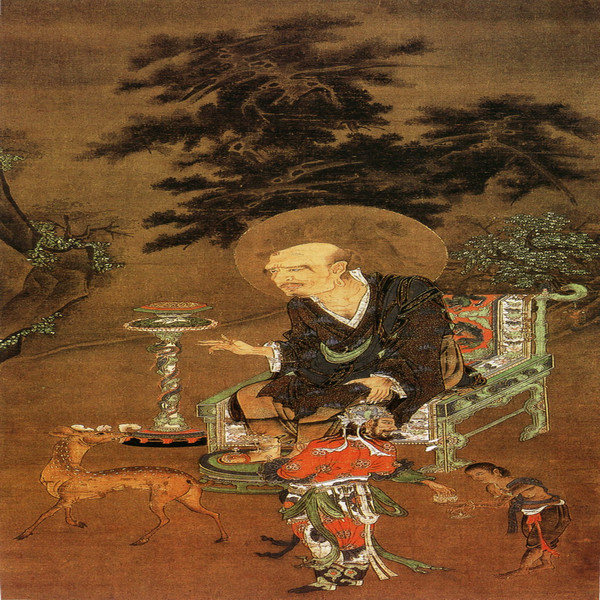 中国古人物画 - 闲散人也 -
