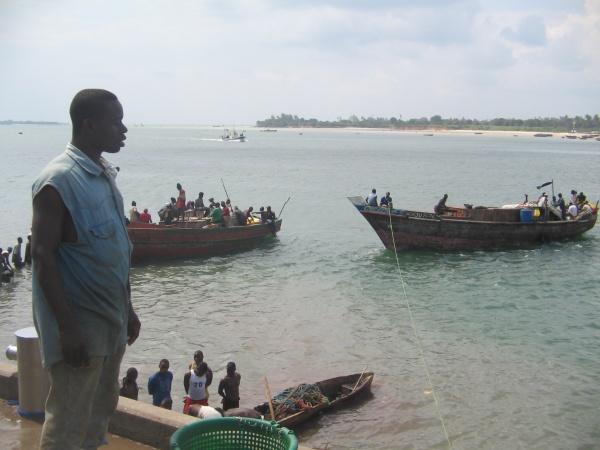 体验原始和神秘-初识达累斯萨拉姆(Dar es salaam) - 索夫 - 索夫的航海日志(ship's log)