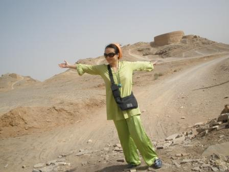 7/3 Yazd - 老虎闻玫瑰 - 老虎闻玫瑰的博客