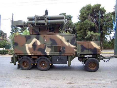 法国响尾蛇ng防空导弹