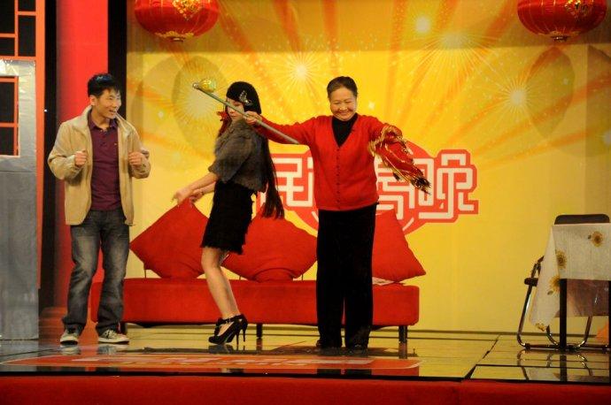 滑稽老年舞----民间春晚节目回顾(三) - 杨孝文 - 杨孝文的博客