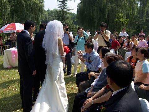 【原创】金秋婚礼-北京 - 子夜钊艺 - 子夜钊艺的博客