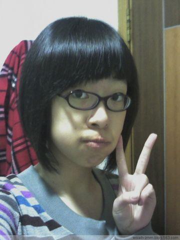 女生包包头短发发型
