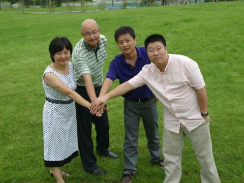 中国国家地理网员工合影 - dili360.com - dili360.com的博客