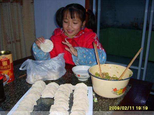 [原创]包饺子 - 琳儿 - 琳儿叮当
