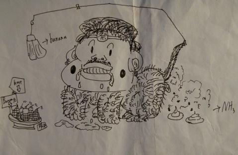 儿子的画 - 人在旅途 - 人在旅途的博客