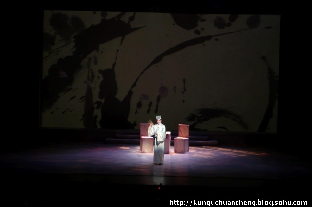 从青春版《牡丹亭》到新版《玉簪记》的舞台设计美学   - 白先勇 - 白先勇青春版牡丹亭