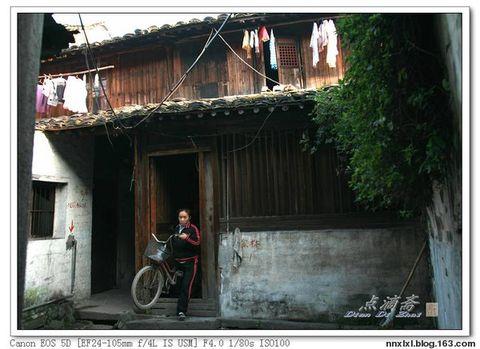 古镇安昌 - 钟灵 - nnxlxl的个人主页