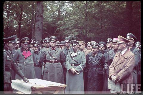 【不忘历史】二战时期德军彩照 - 白大侠 - 白大侠的博客