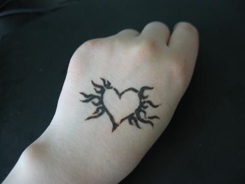 海娜纹身图案小图案/海娜纹身小清新/海娜纹身手臂
