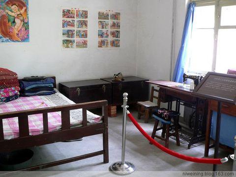[原创]参观铁西工人村生活馆(2008.8.10) - 风动 - 风动的博客