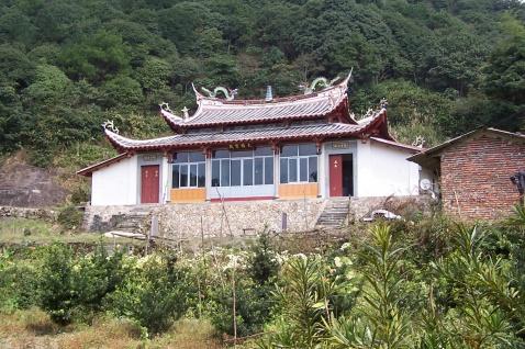 闽南宫庙记略(6)大白岩 - 老陶e - 闽南民俗、风物