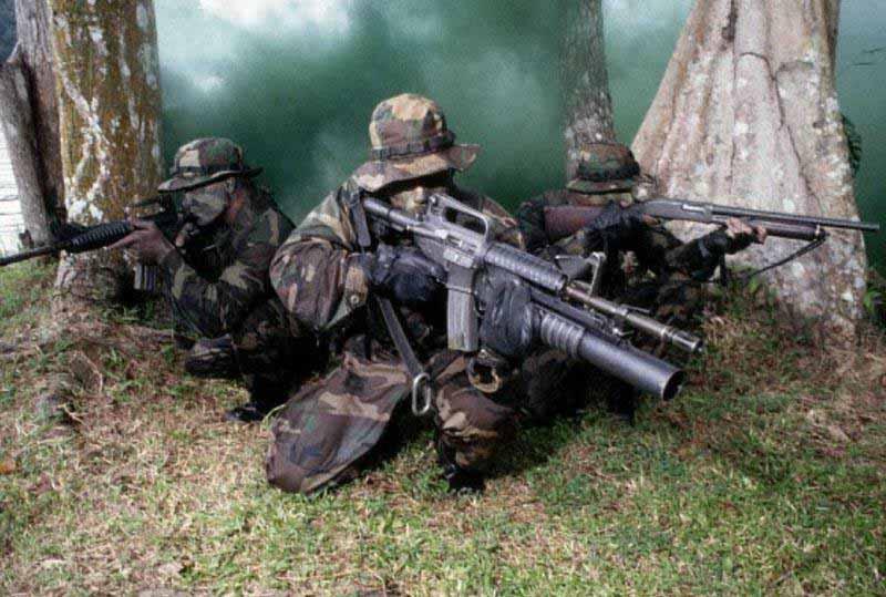 世界顶级特种部队图解