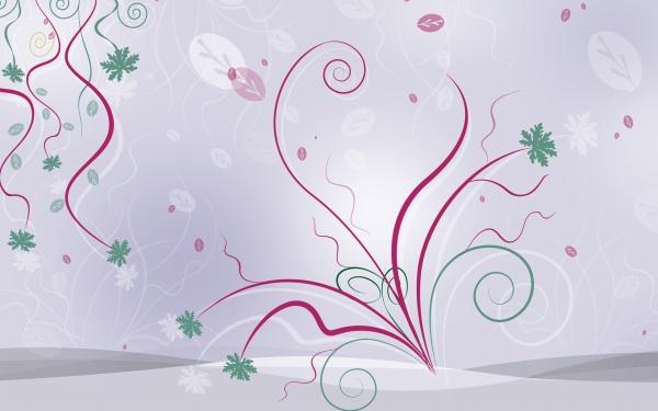 精美的静态花纹图 - 理睬的日志