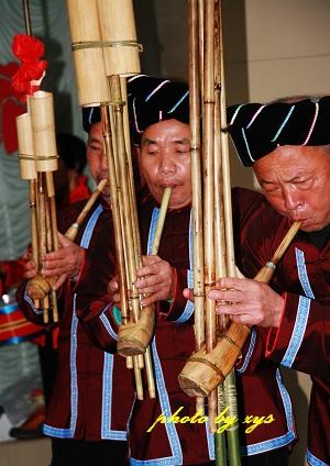 [原创]万里迊春13-侗家歌舞【晃州道】 - 自由诗 - 图说天下