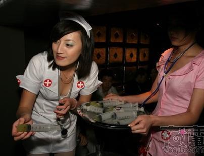 北京的制服诱惑夜店酒吧(组图) - 张栋伟 - 张栋伟的博客