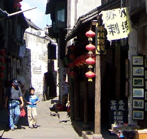 20060810 西塘印象 - 天外飞熊 - 天外飞熊