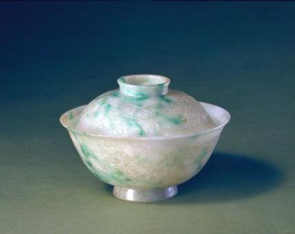 故宫藏宝之八——翡翠(2)日用器物