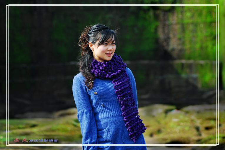 (原摄)人像习作 - 高山长风 - 亚夫旅游摄影博客