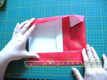 纸折红包 - 柚子 - 炊烟袅袅升起 隔江千万里
