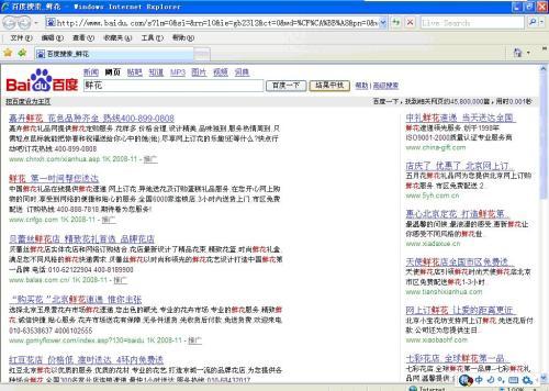 百度真的要趟B2B这滩水? - chinesecnnic -    cnnic互联网发展研究