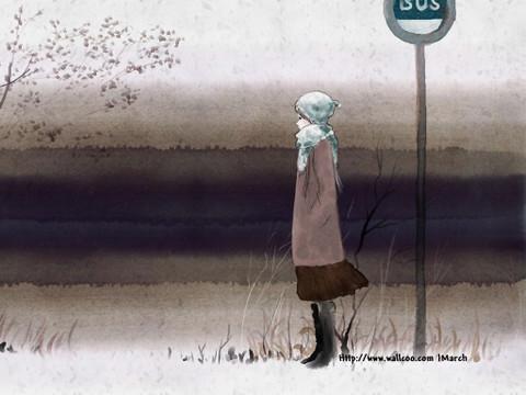 冬天是个思念的季节 - 青丝云裳 - 青丝云裳的博客