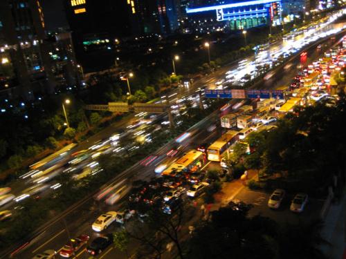 下午七点的广州大道中 - 余少镭 - 余少镭:现代聊斋