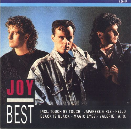 Joy - Best (1986) - 意大利铁匠 - 分享劲爽节奏--XINBO21