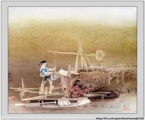 美的呼唤 - 平湖墨客 - 颜建国的书画评论和文学原创博客