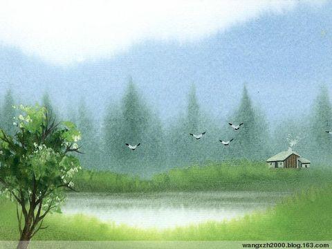 [原创]追梦记 (一)----桃源何处?梦里寻它千百度 - 桃源居士 - 桃源居