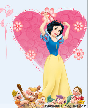 迪士尼卡通人物介绍 雨后蔷薇 sweet love 高清图片