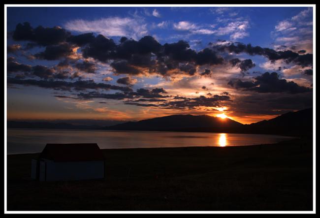 (原摄)北疆(3)——赛里木湖 - 照看天下 - 照看天下的博客