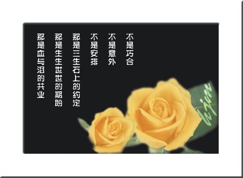 [原]  心灵之语 - 黄靖媚 - 黄靖媚