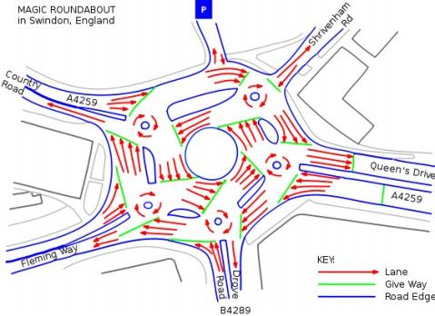 [组图] 世界十大最具特色的道路 - 路人@行者 - 路人@行者