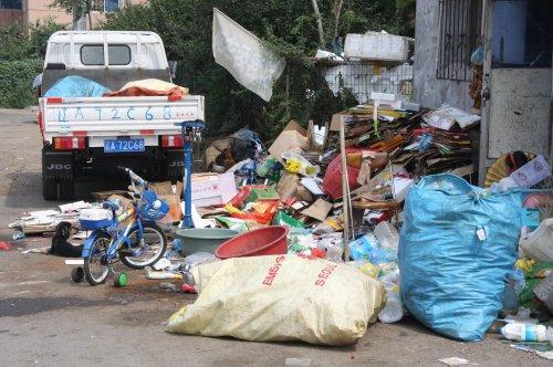 沈阳街头及落日余光 - xt5999995 - 赵文河的博客