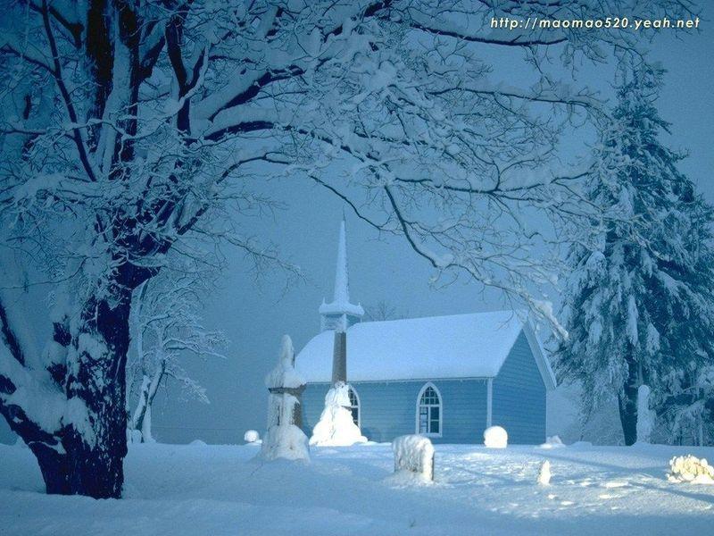 期待2010年的第一场雪(原创散文) - 高山流水 - 高山流水